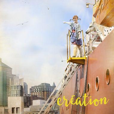 Création - Julie Beauchemin
