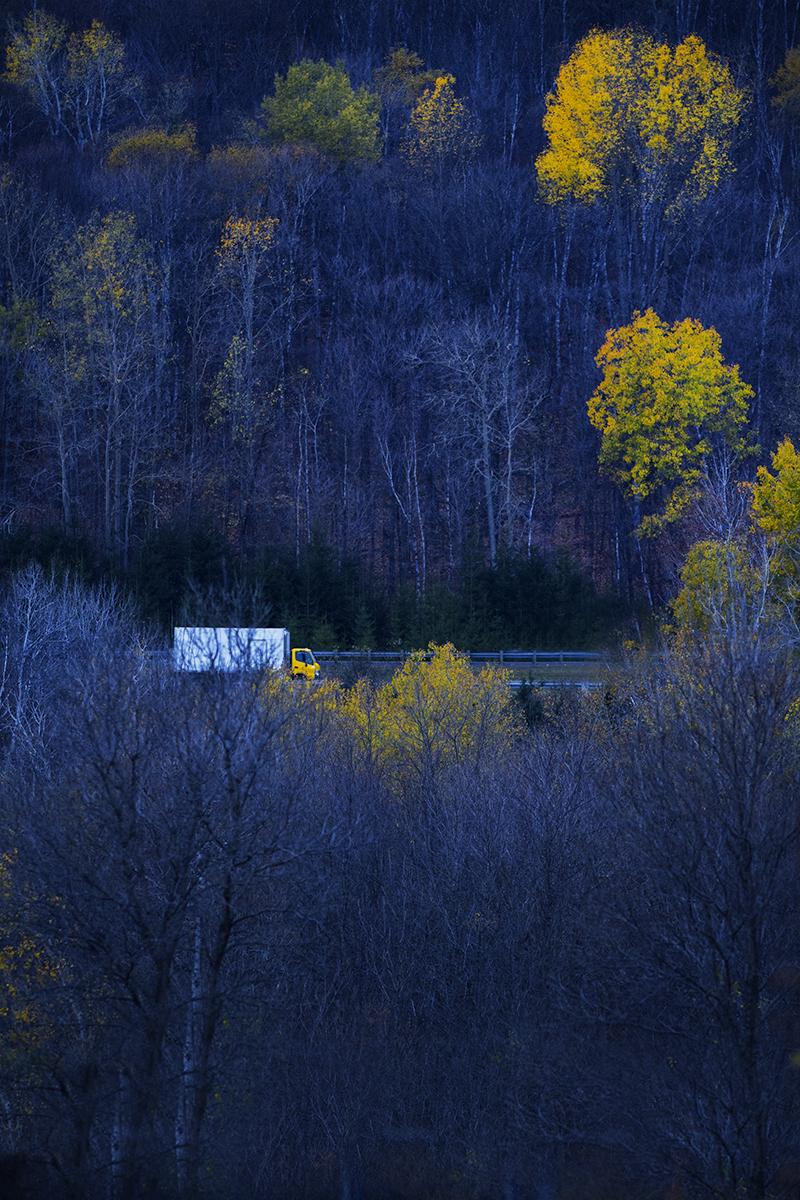 La route comme maison. ©Julie_Beauchemin