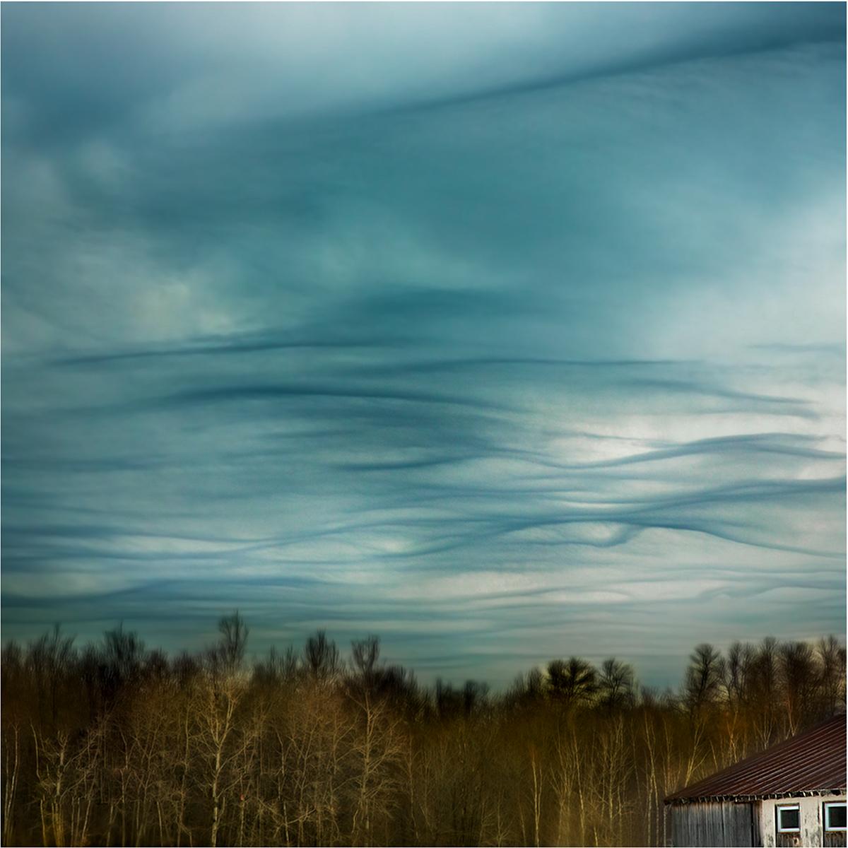 Le ciel danse et le reste dort. ©Julie_Beauchemin